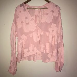 Wilfred Augustine Blouse In Mauve
